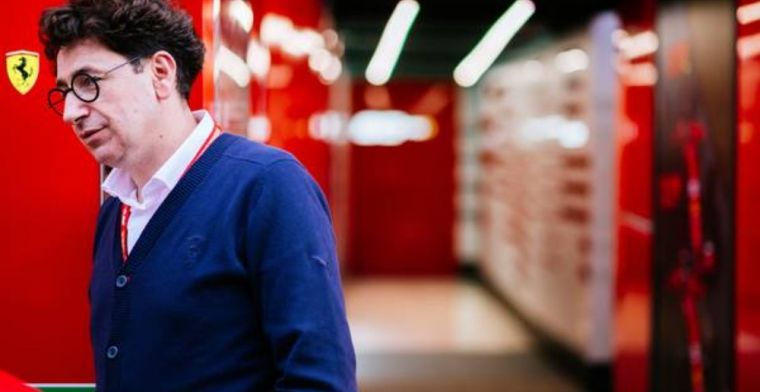 Binotto targeting more women in the Ferrari driver academy