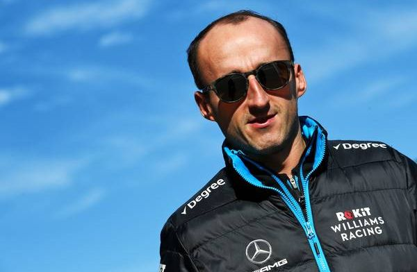 Robert Kubica refuses to blame tyres for horror season