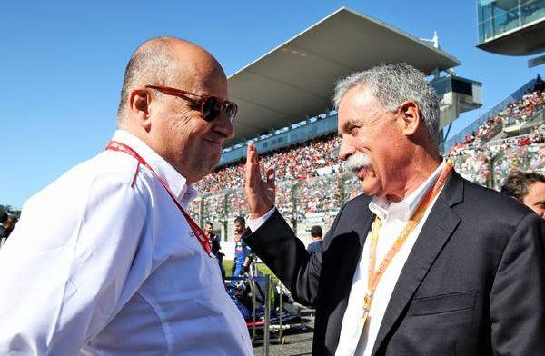 Vanaf 2021 ook een Formule 1-race in Saoedi Arabië?