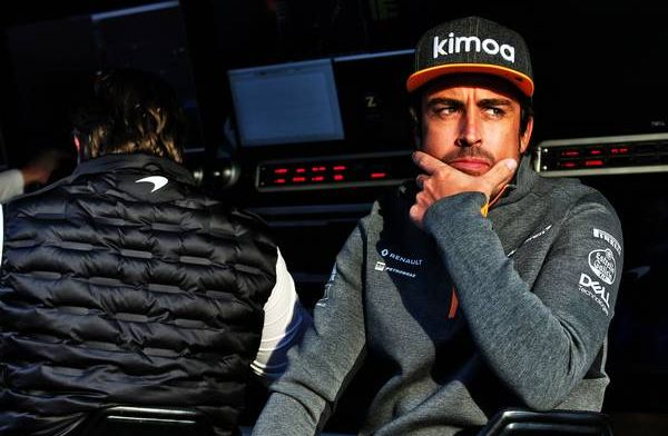 Alonso convinced now is not the time to make Ferrari return