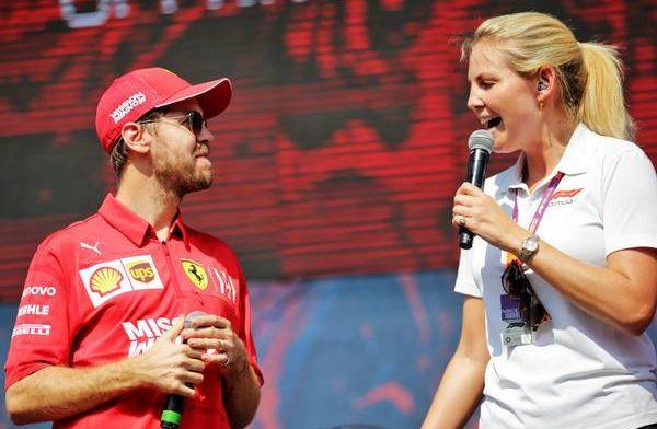 Sebastian Vettel: De politiek heeft gefaald