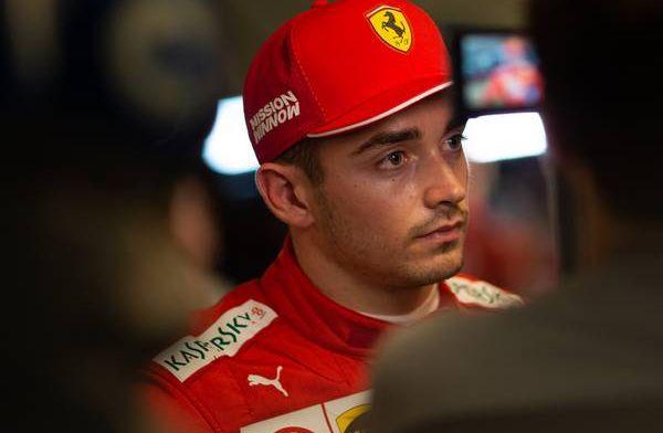 Leclerc maakt een uitzondering: 'Dan hadden ze er toch niks meer aan kunnen doen'