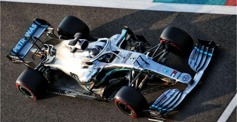 Bottas zou graag bij Mercedes willen blijven na 2020