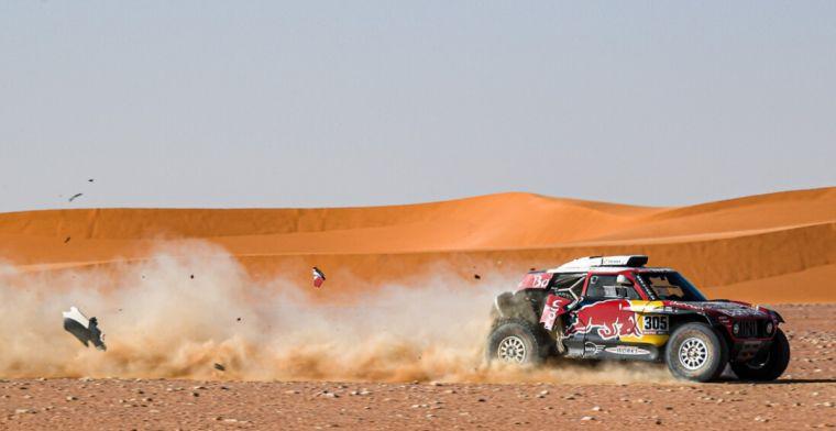Dakar update etappe #9: 24 seconden verschil na meer dan 35 uur rijden!