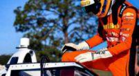 Afbeelding: Van Kalmthout veruit het snelste bij IndyCar-test