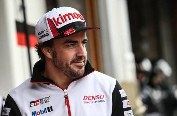 Fernando Alonso: I feel like a Formula 1 driver