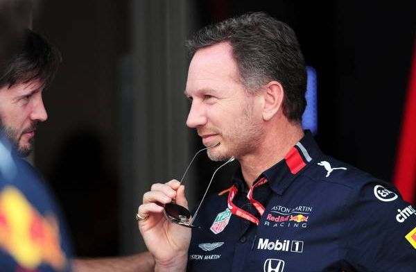 "Christian Horner predicting ""classic season"" in 2020 between the top three"