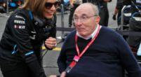 Afbeelding: Russell lovend over Frank Williams: 'Hij is geweldig en ongelooflijk grappig'