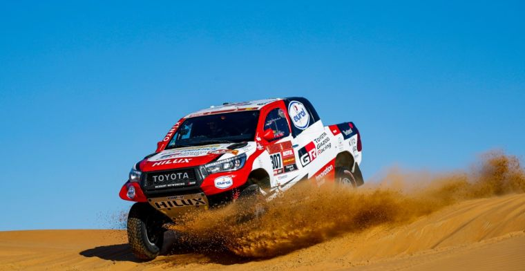 Uitslag etappe 11 Dakar Rally: Klassement weer spannend en topdag voor Ten Brinke