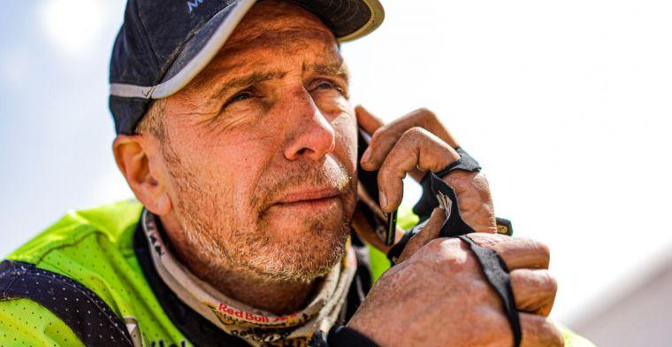 Nederlandse motorrijder komt zwaar ten val in Dakar Rally; toestand kritiek