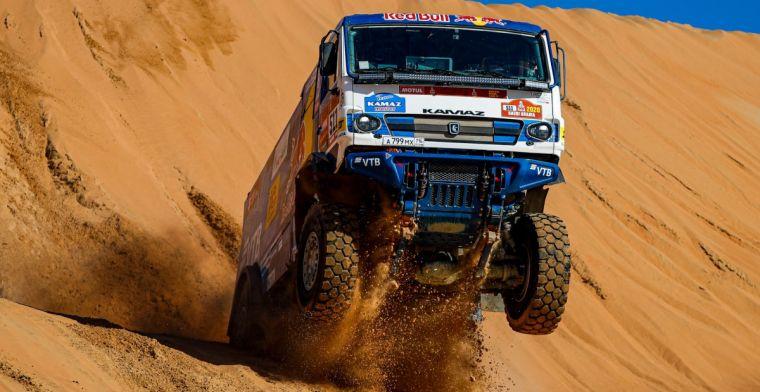 Samenvatting en tussenstand Dakar: Afschuwelijk nieuws bij motoren in etappe #11
