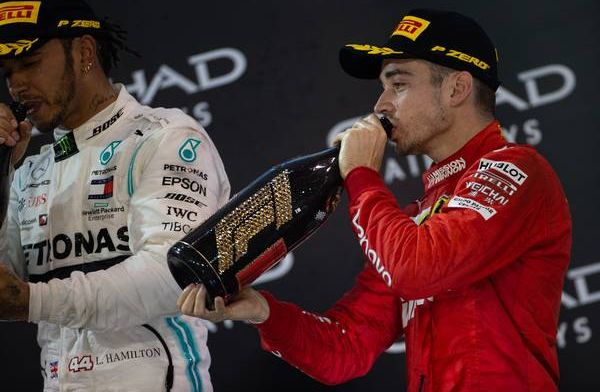 I'm going to be a machine this year: Hamilton warns rivals