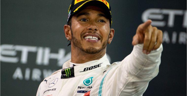 Hamilton waarschuwt: Dit jaar zal ik een machine zijn
