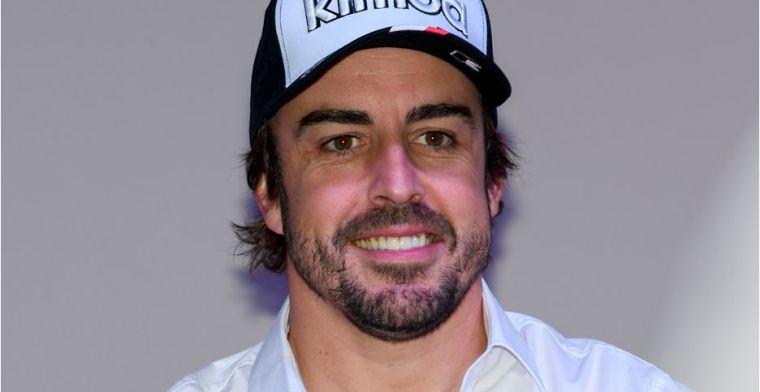 Alonso: Dankzij hun auto domineerden Schumacher en Hamilton