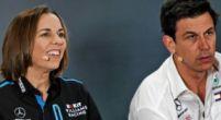 Afbeelding: Claire in de verdediging: ''Iedereen zal beamen dat het moeilijk is in de F1''