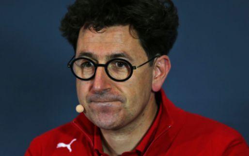 """Zorgelijke berichten uit Ferrari-kamp: """"Dat vergt een paar jaar"""""""