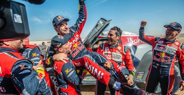 Carlos Sainz pakt eindzege in Dakar Rally 2020; primeur voor Brabec en Honda