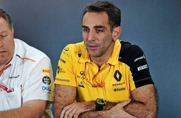 Cyril Abiteboul backs Renault to benefit from regulation changes in 2021!