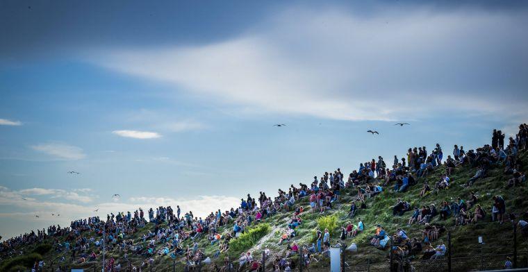 Organisatie Zandvoort over tickets: Kaarten voor buitenlandse fans gaan hard