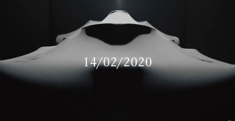 Mercedes kondigt datum voor onthulling 2020-bolide aan