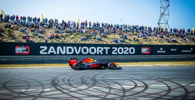 Lammers: De Nederlandse Grand Prix gaat niet alleen maar om die 70+ rondjes