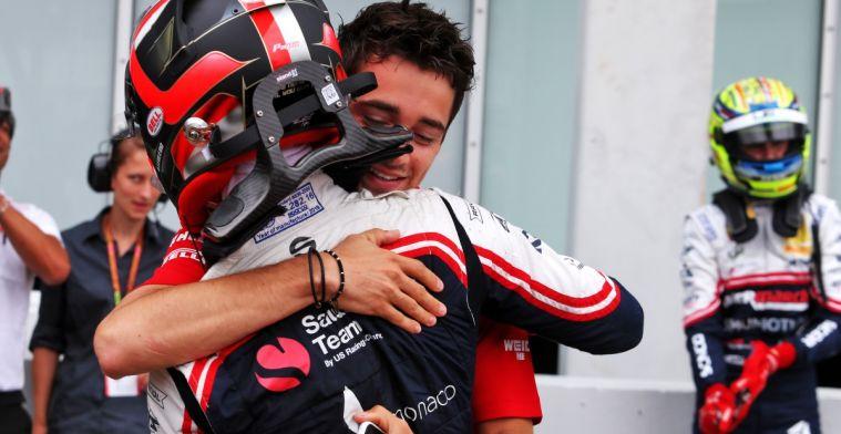 Ook jongere broertje Leclerc sluit zich aan bij Ferrari
