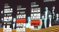 Afbeelding:  Line up Dutch GP bekend: Nick & Simon, Lil Kleine en Kris Kross