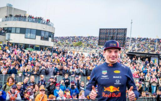 Verstappen zal tijdens raceweekend GP van Nederland afgeschermd worden