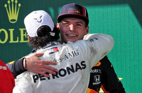Horner believes Hamilton is hungry to challenge the next generation of F1 drivers