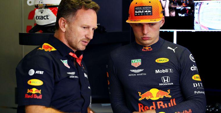 Horner: Hamilton wil graag strijd aangaan met gasten als Verstappen en Leclerc