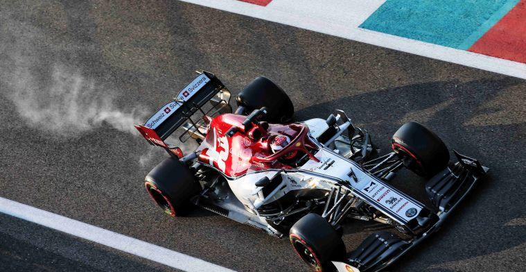 Alleen Red Bull, Mercedes, Renault en McLaren hoeven crashtest nog af te leggen