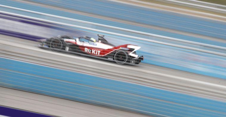 Kwalificatie Formule E Chili