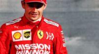 """Afbeelding: Leclerc benoemt zijn grote held: """"Enige idool waar ik tegenop kijk"""""""