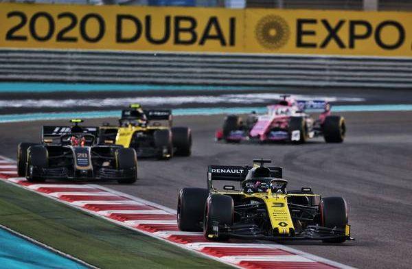 Ricciardo over overstap naar Renault: ''Had meer discipline nodig''