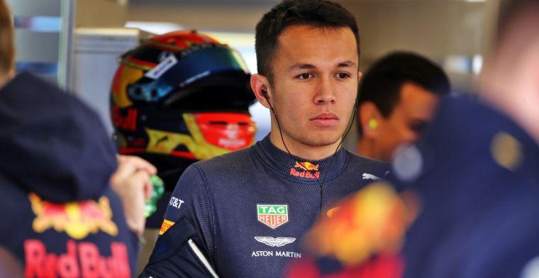 Red Bull-coureur zijn betekent hard werken: Ik blijf maar signeren de hele dag