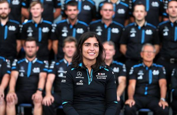 Jamie Chadwick: I want to be the one to prove women can be competitive in F1
