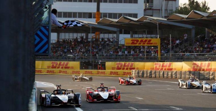 Formule E-circuit in Mexico lijkt meer op Formule 1-baan