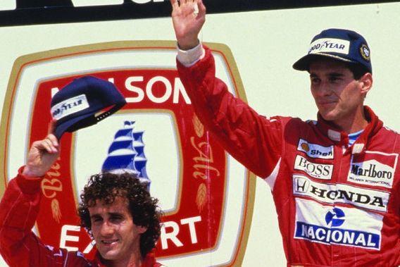 Terugblik 1983 - 1994: Strijd Senna vs. Prost barst los bij McLaren (deel 2)