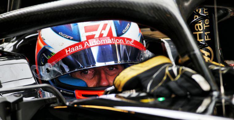 Grosjean heeft zin in nieuw seizoen na dramatisch 2019: Auto was gewoon slecht