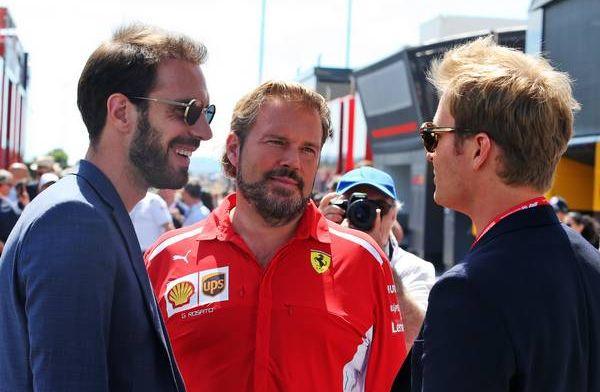 Vertrek uit de Formule 1 'hartverscheurend': ''Net als met je vriendin''
