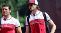"Image: Giovinazzi is prepared for a ""difficult season"" as midfield battle remains tight"