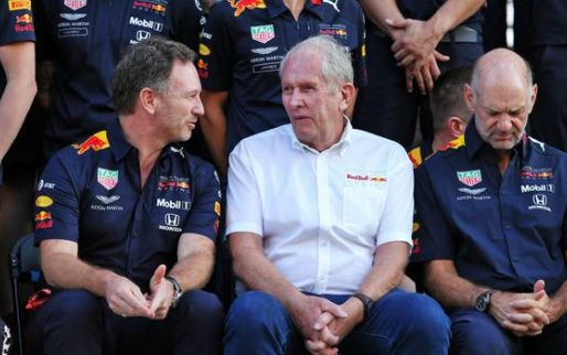 Marko rules out former Red Bull juniors return to Formula 1