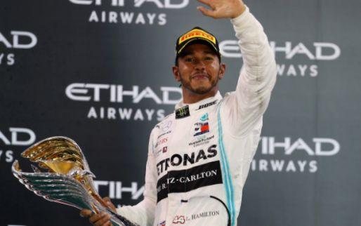 Gerucht: Hamilton naar Ferrari bijna van de baan