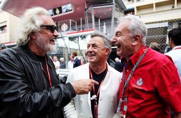 Briatore heeft respect voor Hamilton: Maar Alonso was daar ook kampioen geworden