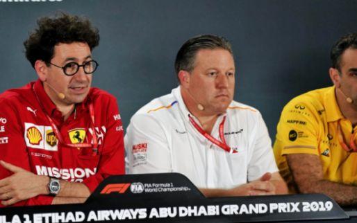 Renault verklaart waarom het 'stil' bleef rond ophef Ferrari-motor