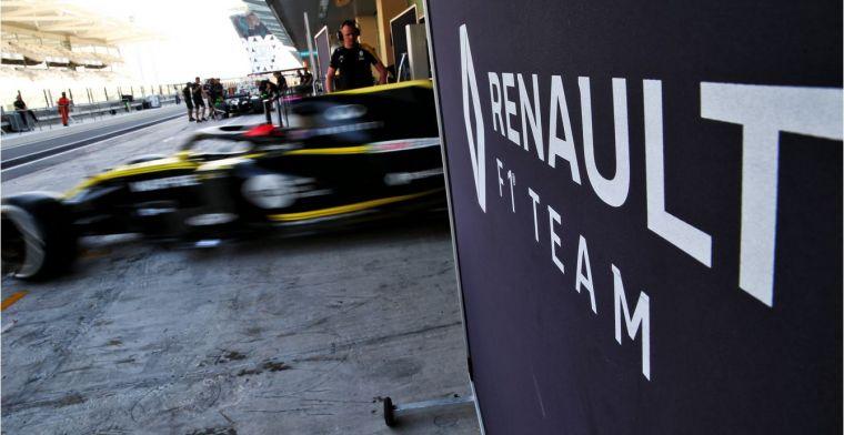 Renault over motoren: Honda loopt stap achter