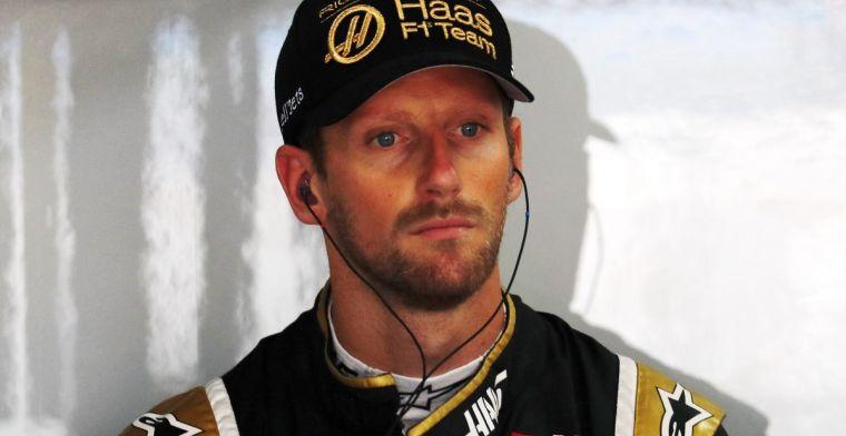 Grosjean: Ik heb veel plannen voor mijn carrière na de Formule 1