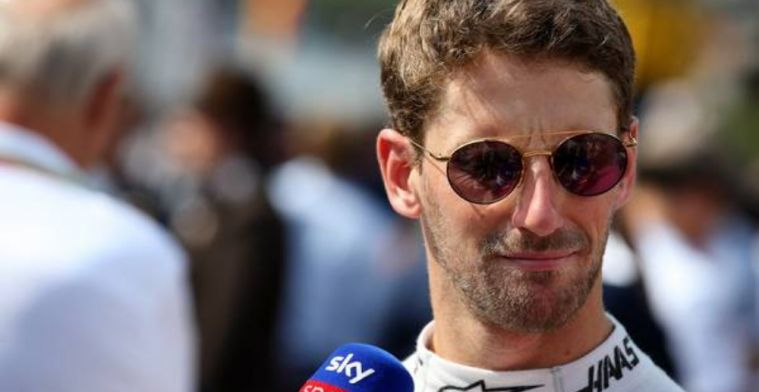 Grosjean insists he's not ready for retirement just yet