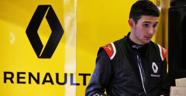 Abiteboul: 'Ocon brengt positieve dynamiek na slecht seizoen met Ricciardo'