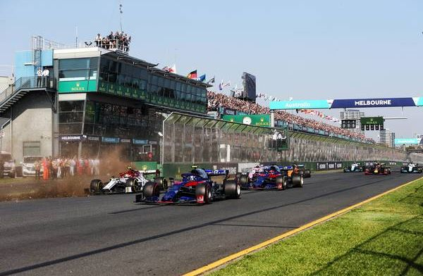 Formula 1 to host special auction to raise money for the Australian forest fires